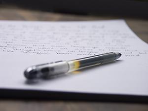 Tekstschrijver NLP