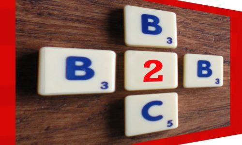 B2B en B2C